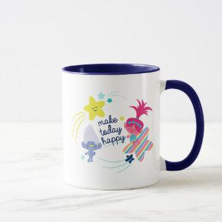 トロール  Glitterifficのおもしろい マグカップ