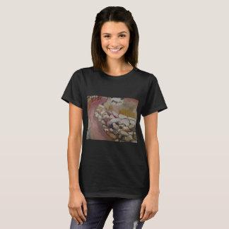 トロ公園の石および細道 Tシャツ