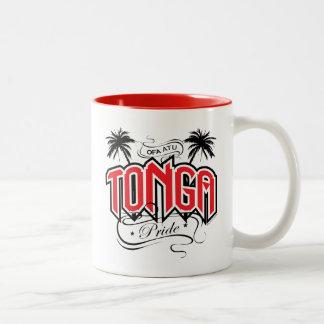 トンガのプライド ツートーンマグカップ