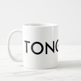トンガのマグ コーヒーマグカップ