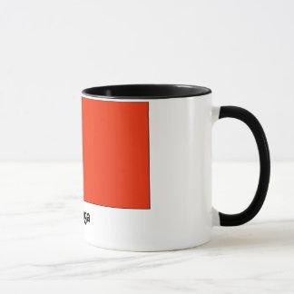 トンガのマグ マグカップ