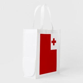 トンガの旗 エコバッグ