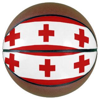 トンガの旗 バスケットボール