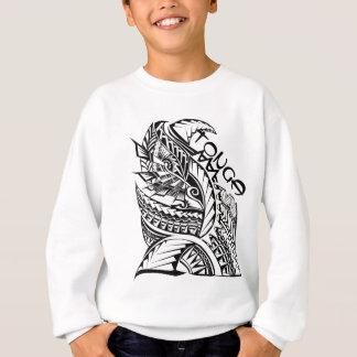 トンガの種族のデザインのTシャツ スウェットシャツ