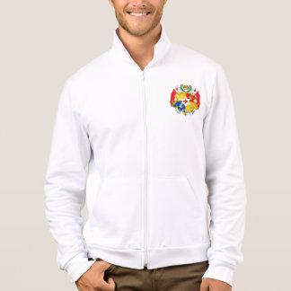 トンガの紋章付き外衣 ジャケット