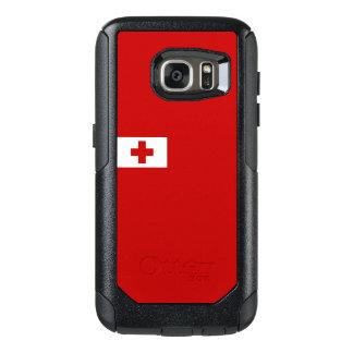 トンガSamsungのオッターボックスの場合の旗 オッターボックスSamsung Galaxy S7ケース