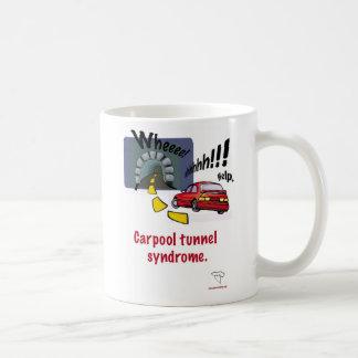 トンネルのマグ コーヒーマグカップ
