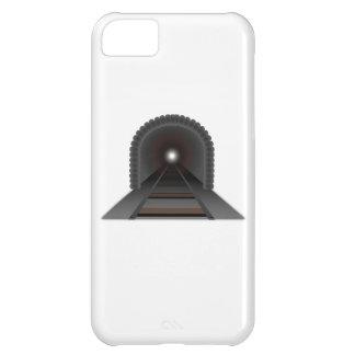 トンネルの端にライト! iPhone5Cケース