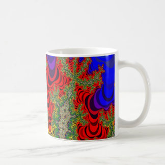 トンネル・ビジョン コーヒーマグカップ