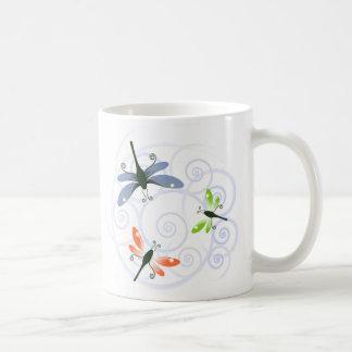 トンボのカール コーヒーマグカップ
