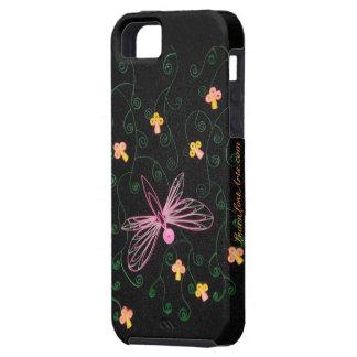 トンボの例 iPhone SE/5/5s ケース