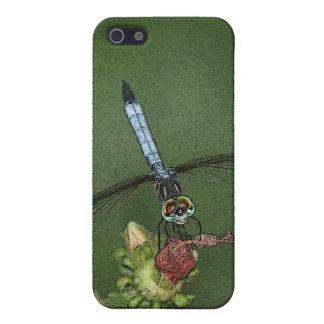 トンボの芸術 iPhone 5 ケース