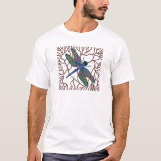 トンボの落書き Tシャツ