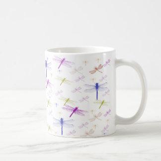 トンボパターンマグ コーヒーマグカップ