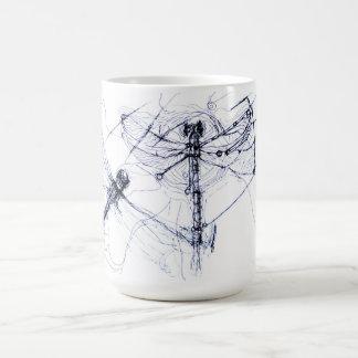 トンボ3 コーヒーマグカップ
