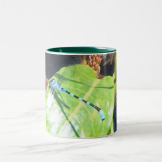 トンボ ツートーンマグカップ