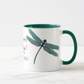 トンボ マグカップ