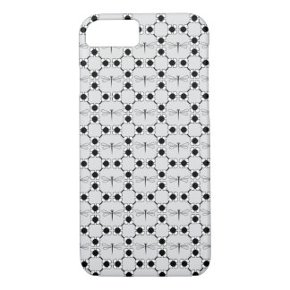 トンボ-灰色のiPhone 7、やっとそこに iPhone 8/7ケース