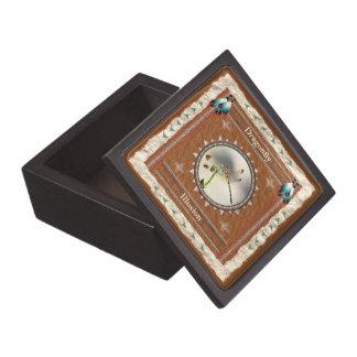 トンボ-錯覚の木製のギフト用の箱 ギフトボックス