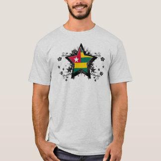 トーゴの星 Tシャツ