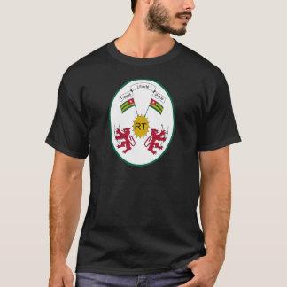 トーゴの紋章付き外衣 Tシャツ