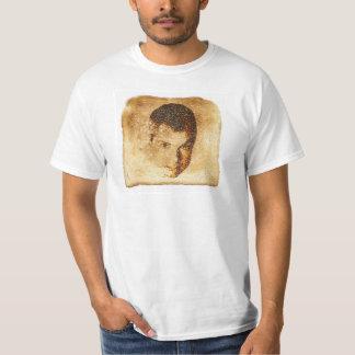 トーストの谷間 Tシャツ