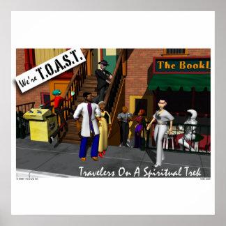 トーストポスター ポスター