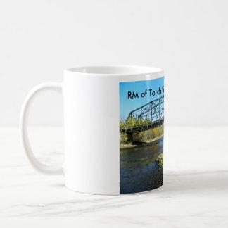 トーチの川、SKのRMは襲います コーヒーマグカップ