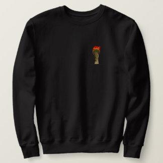トーチの炎 スウェットシャツ