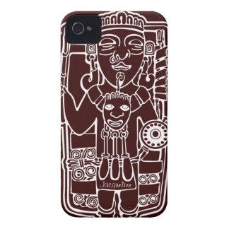 トーテムのiPodのマヤの箱 Case-Mate iPhone 4 ケース