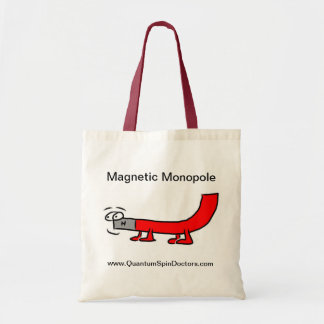トートの磁気単極子 トートバッグ