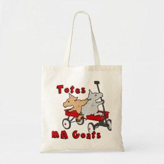 トートのMaGoatsのおもしろいなヤギのミーム トートバッグ