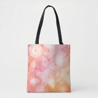 トートをくまなく夏の花 トートバッグ