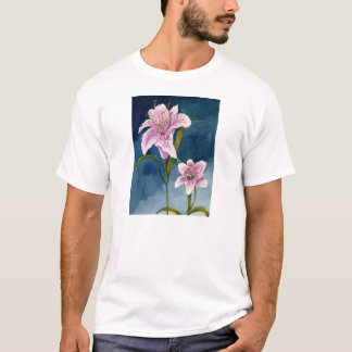 トーニの占星家のユリ Tシャツ