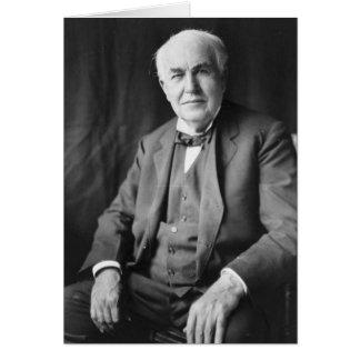 トーマス・エジソン カード