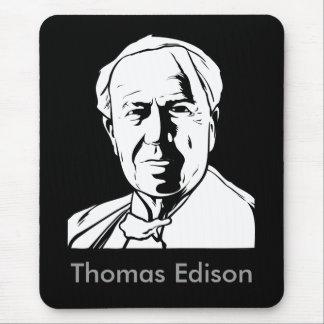 トーマス・エジソン-実質の天才 マウスパッド
