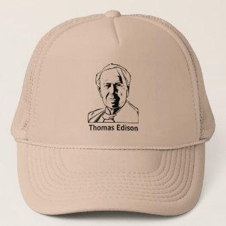 トーマス・エジソン-帽子 キャップ