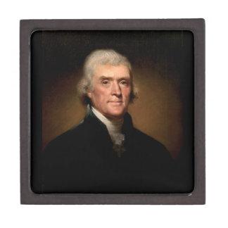 トーマス・ジェファーソンのポートレートのギフト用の箱 ギフトボックス