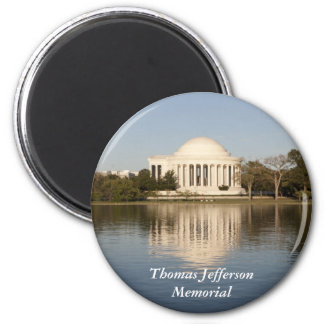 トーマス・ジェファーソンの記念物 マグネット