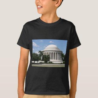 トーマス・ジェファーソンの記念物 Tシャツ