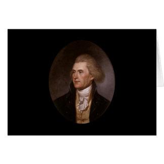 トーマス・ジェファーソンのnotecards カード