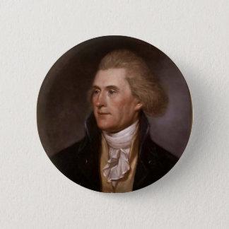 トーマス・ジェファーソンボタン 缶バッジ