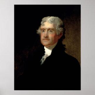 トーマス・ジェファーソン大統領 ポスター