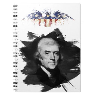 トーマス・ジェファーソン ノートブック