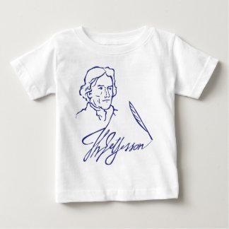 トーマス・ジェファーソン ベビーTシャツ