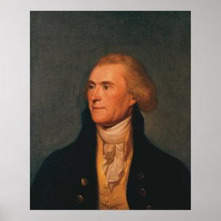 トーマス・ジェファーソン ポスター