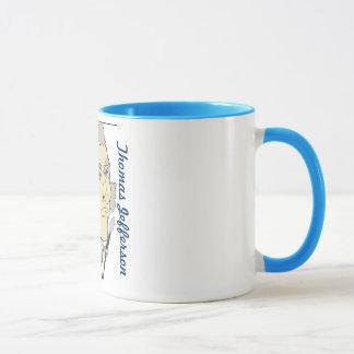 トーマス・ジェファーソン マグカップ