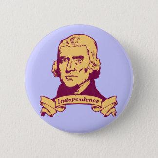 トーマス・ジェファーソン 缶バッジ