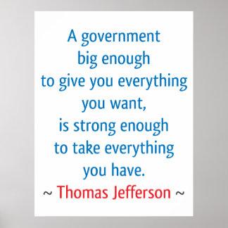トーマス・ジェファーソン#1 ポスター