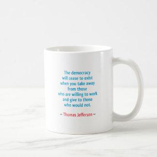 トーマス・ジェファーソン#2 コーヒーマグカップ